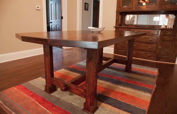 rohan ward designs - furniture design and woodworking ~ wood repurposing